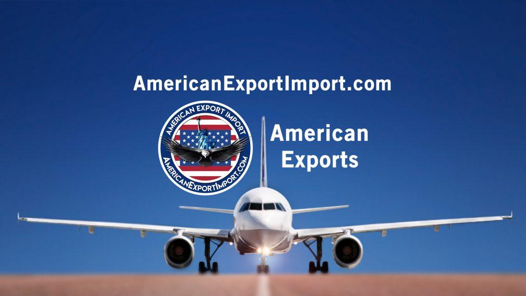 American Export Import AmericanExportImport.com American Exports