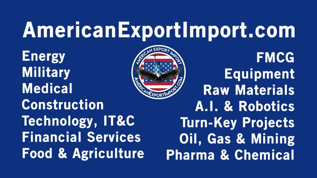American Export Import AmericanExportImport.com Business Sectors